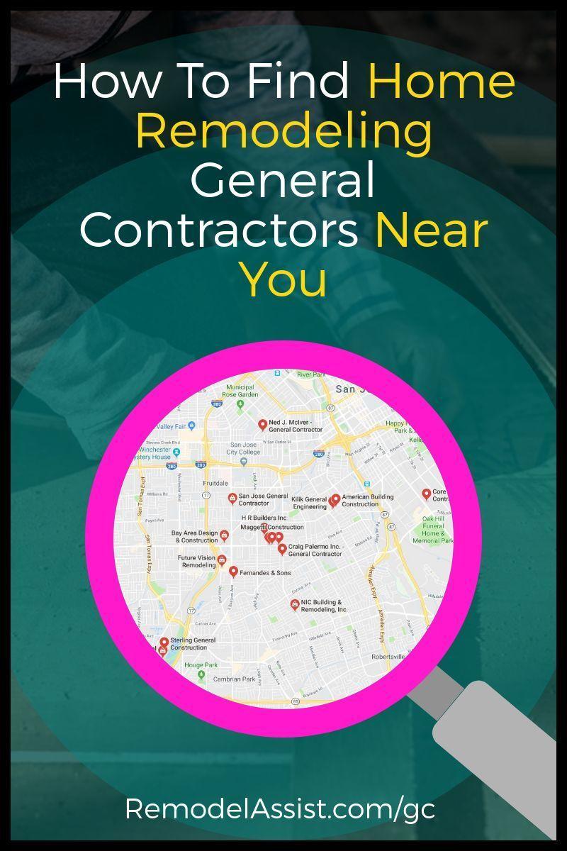 General Contractors Near Me Remodelassist
